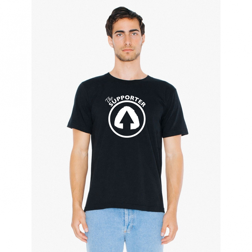 Sonoma USA T-Shirt The Supporter Black